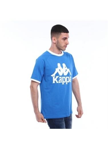 Kappa Tişört Saks
